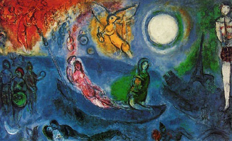 Marc Chagall the concert